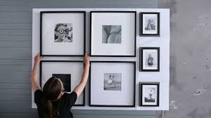 IKEA Ideas: How to hang <b>pictures</b> for a foolproof finish - YouTube