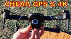 Low Cost GPS <b>Drone</b> with 4K Camera (Eachine E520S) - Mavic Mini ...