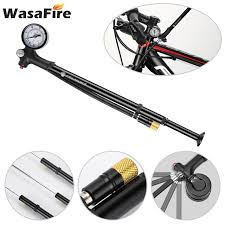 Hot Discount #98504 - <b>Bicycle Fork Pump</b> High-pressure <b>Bicycle</b> ...