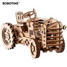 <b>Конструктор Robotime</b> LK401, <b>деревянный</b>, для детей и взрослых