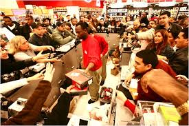 Image result for Black Friday fights