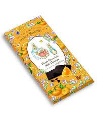 Тёмный <b>шоколад</b> с апельсином Bar Dark Orange <b>Bunny</b> ...