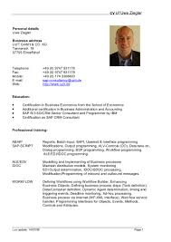 sample resume doc