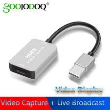 <b>Hagibis Video Capture Card</b> USB 3.0 4K HDMI compatible Video ...