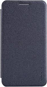 <b>Чехол</b>-<b>книжка Nillkin Sparkle</b> Leather Samsung Galaxy A3 black ...