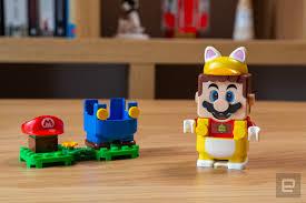 <b>Lego Super Mario</b> is a charming attempt at real-life 'Mario Maker ...