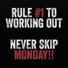 Image result for never miss a monday crossfit