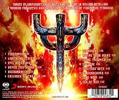 <b>Judas Priest</b> - <b>FIREPOWER</b> - Amazon.com Music