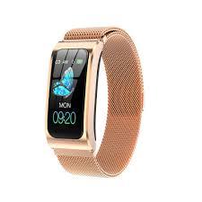 <b>AK12 Smart</b> band <b>Color</b> watches Women Health Sports <b>Bracelet</b> ...