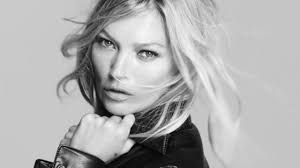 <b>Kate Moss</b> Protagonist of the Adv campaign Ermanno Scervino ...