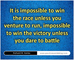Dare to Battle - Rich DeVos.