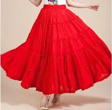 New <b>2019 women's fashion</b> big plus szie bohemian chiffon <b>skirts</b>,13 ...