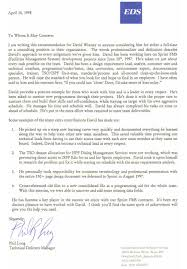 recommendation letter for manager recommendation letter 2017 reference