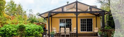 aluminium patio cover surrey: a patio cover customized for you