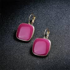 Fashion stud <b>earrings</b> woman Sexy madame <b>contracted earrings</b> ...