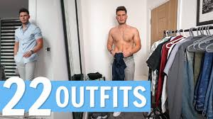 22 <b>Simple</b> & <b>Easy Men's Summer</b> Outfits - YouTube