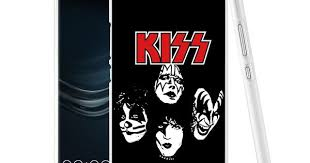 19239 kiss rock band logo cell phone Cover Case for huawei ...