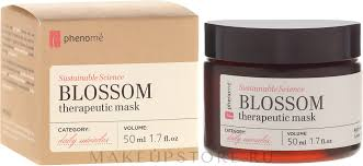 Phenome Blossom <b>Therapeutic</b> Mask - Лечебная <b>маска для лица</b> ...