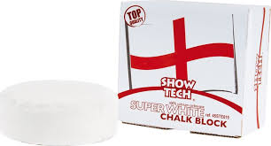 <b>Брусок меловой</b> для шерсти <b>Show Tech</b> English Chalk Block ...