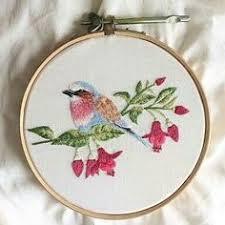 <b>1pc</b> Bird Applique Iron on <b>Patch Animal Embroidered</b> Jacket Pants ...