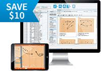 fastdraw®   basketball play diagramming software   fastmodel sportswinners come prepared   fastdraw