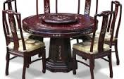 decoration elegant round oriental dining table with design wood round carving wood seat carving wonderful beige asian dining room beautiful pictures photos