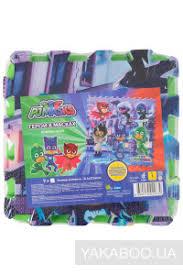 <b>Коврик</b>-<b>пазл PJ Masks</b> 9 сегментов (32920) купить в интернет ...