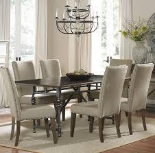 elegant square black mahogany dining table: furniture fabulous pendant lamp above square black table closed simple chair on nice carpet for