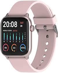 <b>TICWRIS GTS Real Time</b> Body Temperature Smart Watch Heart ...