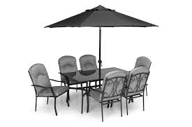 garden roses patio dining set