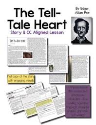the ojays teaching and keys on pinterest use the tell tale heart edgar allan poes spooky tale of insanity