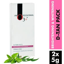 O3 D-Tan Pack For Instant <b>Skin Brightening</b> And Lightening Benefits ...