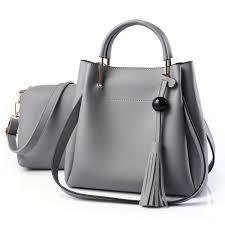 Buy <b>Women</b> Casual Handbags <b>Genuine</b> Leather Shoulder Bags ...