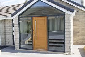 aluminium front doors door entrance yorkshire uk clearview bi folding halloween home decor home bi fold doors home office