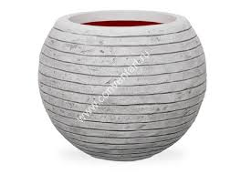 <b>Кашпо CAPI</b> Nature <b>Vase</b> Ball Row 25Dx33H Ивори - Купить в ...