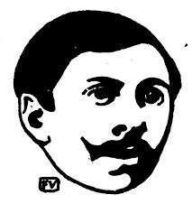 Portrait von Französisch Schriftsteller <b>Paul Adam</b>, 1896 von Felix Vallotton <b>...</b> - Felix-Vallotton-Portrait-of-French-writer-Paul-Adam