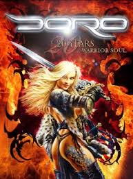"""20 Years: A <b>Warrior Soul</b>"" by <b>Doro</b> - PiercingMetal.com"