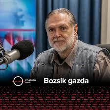 Bozsik gazda podcast