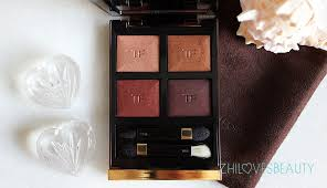 Review | <b>Tom Ford Honeymoon</b> Eyeshadow Quad - zhilovesbeauty ...
