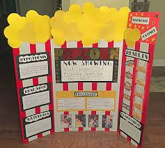 make a science fair project poster ideas popcorn project science fair project idea popcorn i made the stripes out of red duct tape