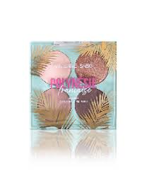 Купить <b>палетку теней для век</b> (4 цвета) Polynesie Francaise ...