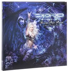 <b>Doro</b>. <b>Strong</b> And Proud. 30 Years Of Rock And Metal (CD + 2 Blu ...