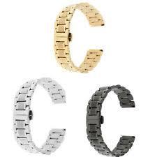 Unbranded solid <b>gold</b> ремешок <b>наручные часы</b> полосы ...