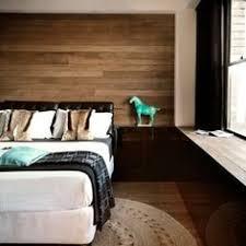 master bedroom feature wall: horizontal wood feature wall  horizontal wood feature wall
