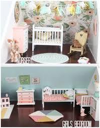 nursery girls bedroom build dollhouse furniture