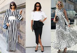 The Most Stylish Ways to Wear <b>Black and White</b>