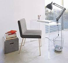 acrylic home office desks for a clearly fabulous work space acrylic office furniture home