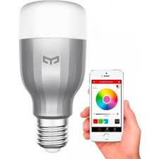 <b>Yeelight</b> LED WiFi Colorful <b>Smart</b> Bulb E27 (GPX4002RT/YLDP02YL)