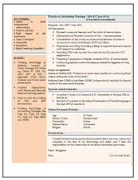 resume format for accountant free download   cover letter exampleresume format for accountant free download sample resume for accountant download now careerride with free download