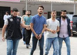Adana'da 23 PKK şüphelisi yakalandı